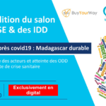 Madagascar CSR and Sustainable Development Initiatives Event
