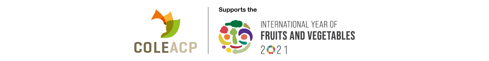 2021- International Year of Fruits and Vegetables