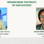 Women bear the fruits of success!