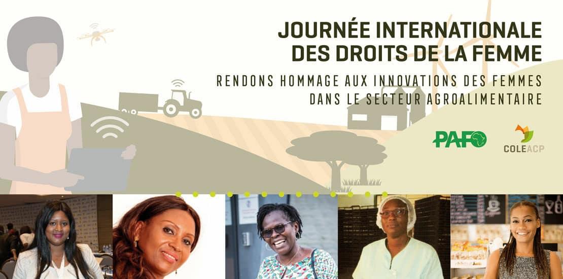 Journée Internationale des Droits de la Femme 2021