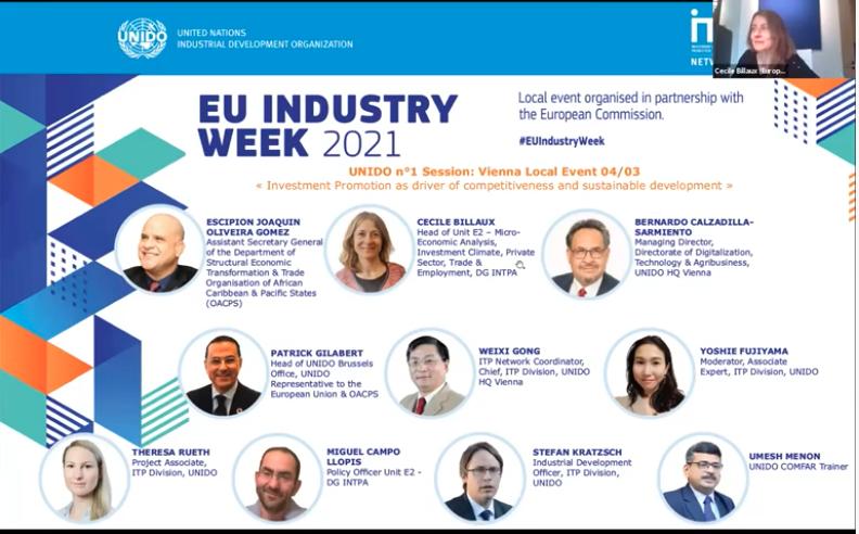 EU Industry Week 2021