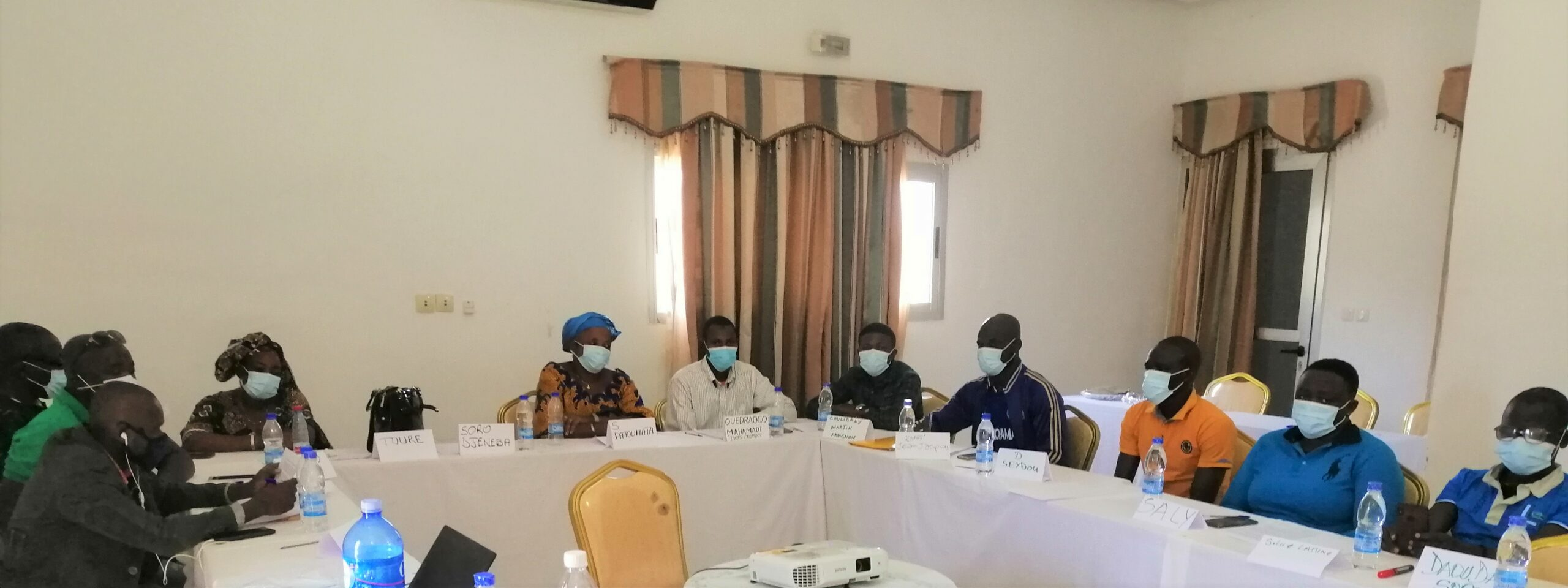 GROUP TRAINING ON INTEGRATED MANAGEMENT FOR FRUIT FLY CONTROL IN CÔTE D'IVOIRE'S MANGO SECTOR