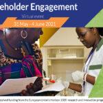 Une séance du COLEACP à la Semaine Europe Afrique de l'engagement des parties prenantes
