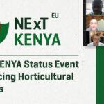 NExT Kenya - Un an après