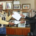 A MoU signature between KEPHIS and COLEACP under the NExT Kenya programme