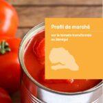 Profil de marché sur la tomate transformée au Sénégal