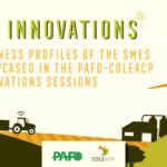 INNOVATIONS SERIES : BUSINESS PROFILES OF THE SMES SHOWCASED IN THE PAFO-COLEACP INNOVATIONS SESSIONS