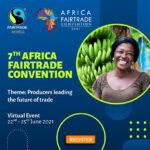 Africa Fairtrade Convention 2021 in Africa (Nairobi)