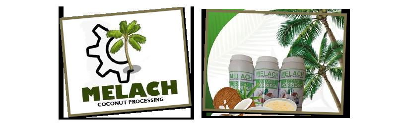 Melach Coconut Processing Farm - Ghana