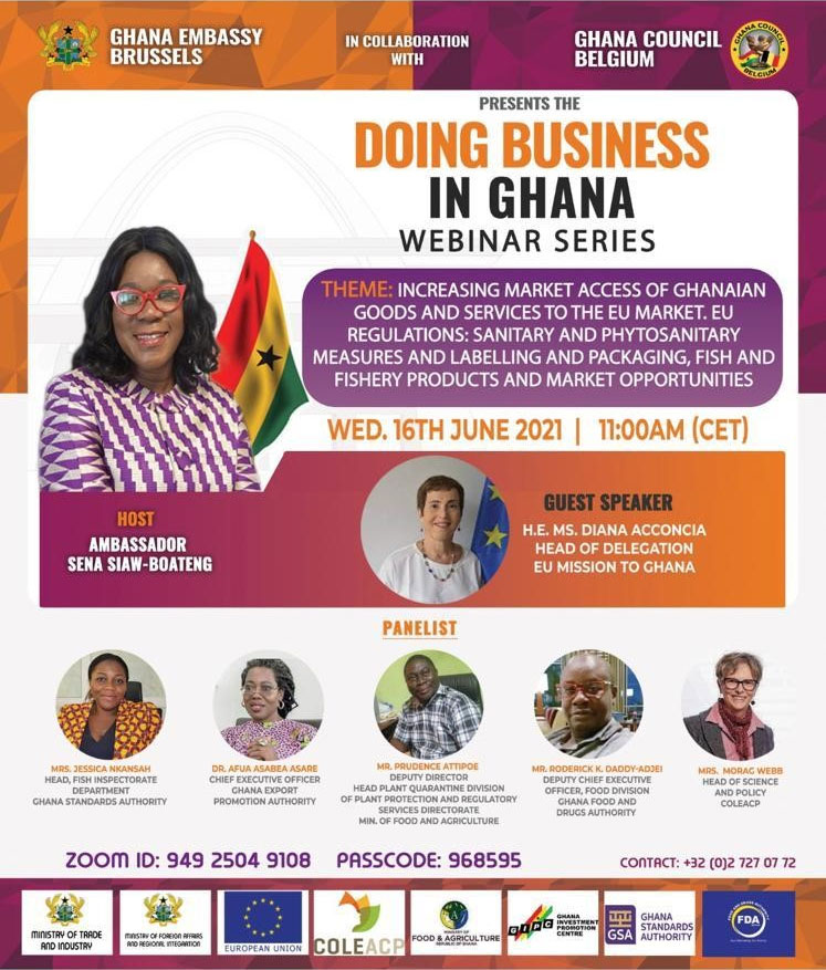 programme - doing business with Ghana