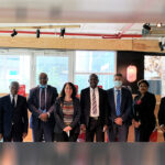 Côte d'Ivoire Delegation and COLEACP meeting in Brussels