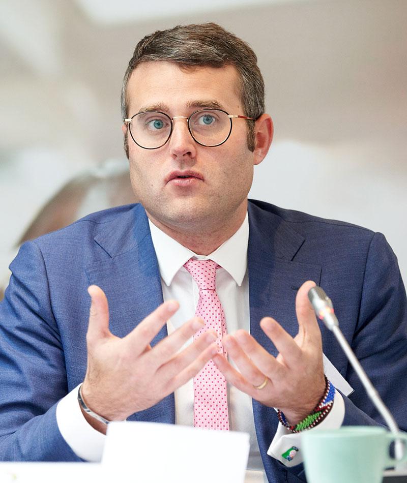 Jeremy Knops, Délégué Général du COLEACP