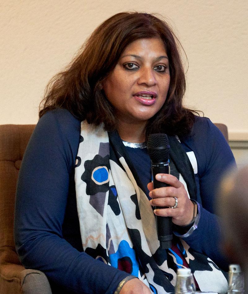 Leena Malde, Directrice Générale Wealmoor Ltd et Vice-Présidente du COLEACP