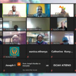 Kenya: Digital collective training on COVID-19 for SMEs
