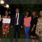 Surinam: Closing event of the implementation of official controls training